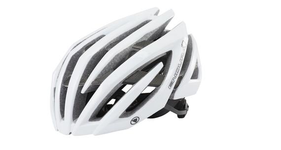 Endura Airshell Helm weiß